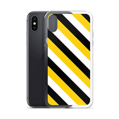 IH3 YELLOW iPhone Case