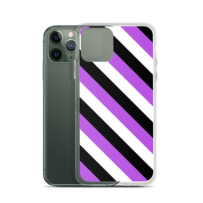 IH3 PURPLE iPhone Case