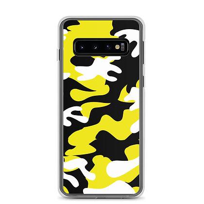 IH3 Yellow Camo Samsung Case