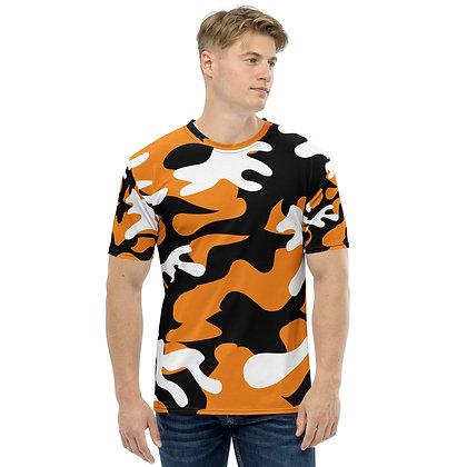 IH3 Men's Orange Camo Tee