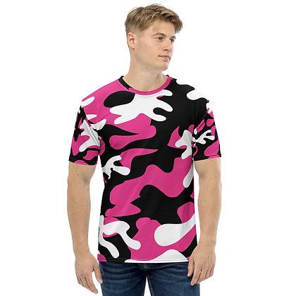 IH3 Men's Pink Camo Tee