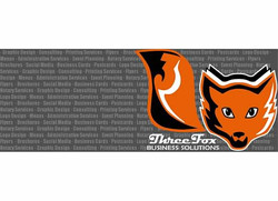 ThreeFox Marketing FB Banner