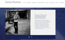 Sunnie Thornton Home Screen 2