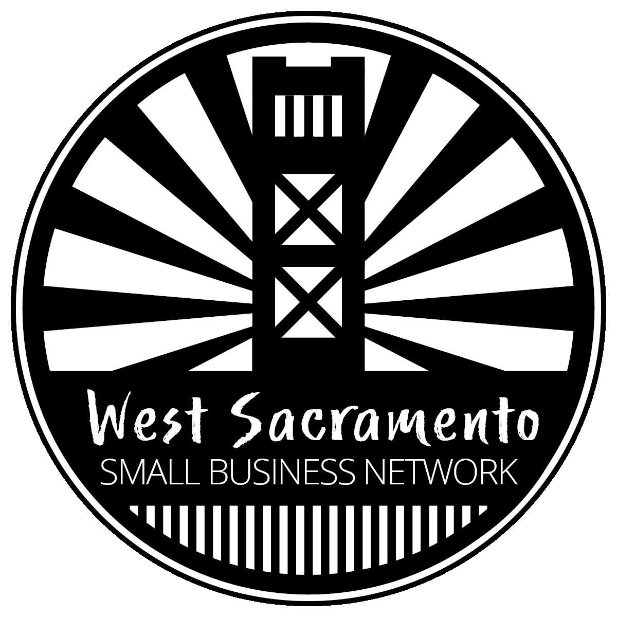 West Sac SBN Logo B&W PNG2