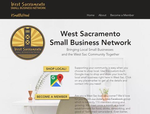 West Sac Small Business Network