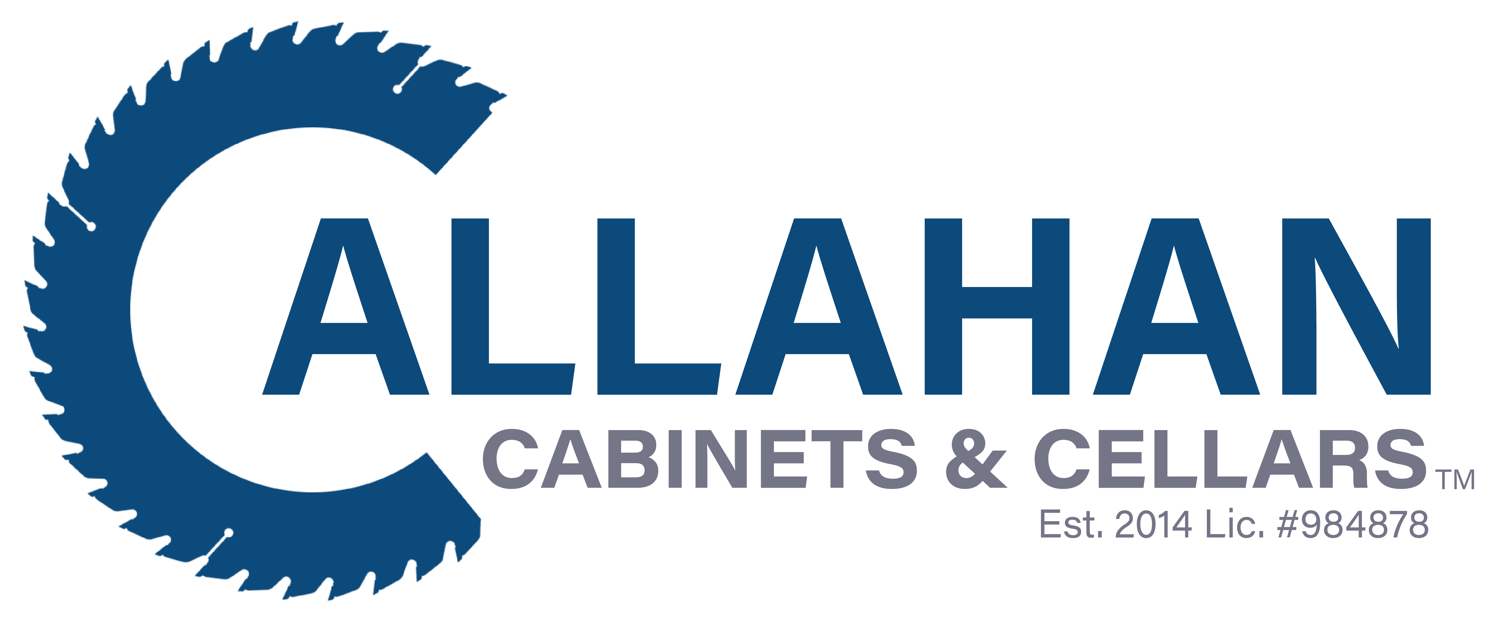 Callahan Cabinets Logo Two-Color PNG
