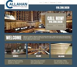 Callahan Cabinets Home Screen