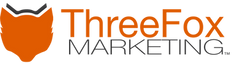 Primary Logo Orange over Black