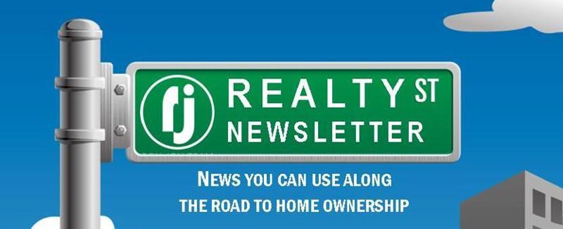 Realty St. Email Newsletter Header