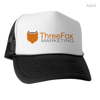ThreeFox Marketing Trucker Hat