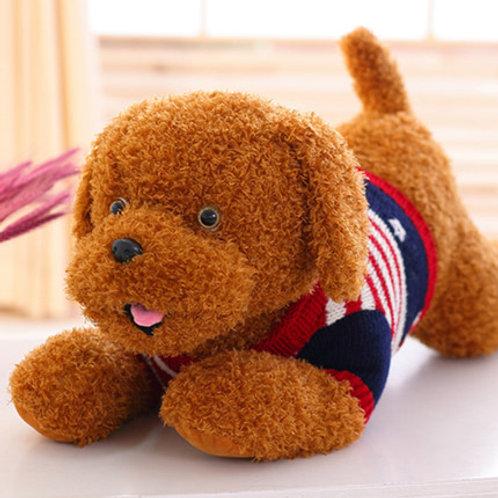 Teddy Dog Plush Toy