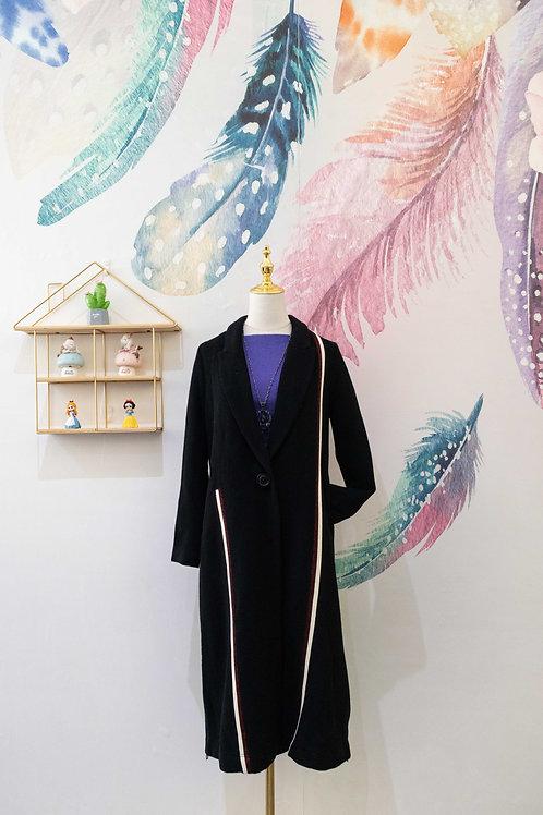 YANIDISI Wool-blend Coat