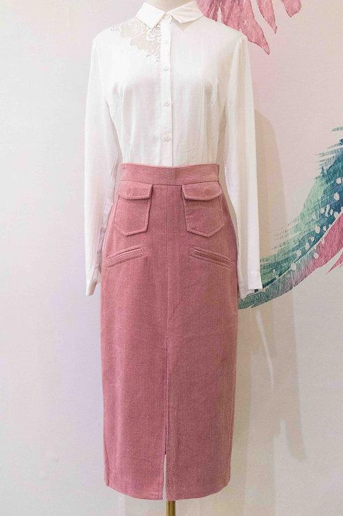 D.TWO Midi Skirt