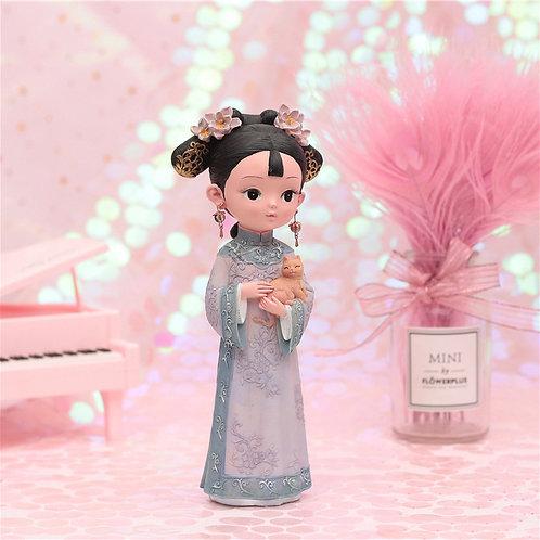 Chinese Princess - Cat