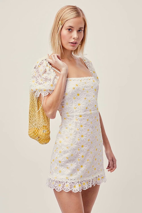 LE CHIC Daisy Dress