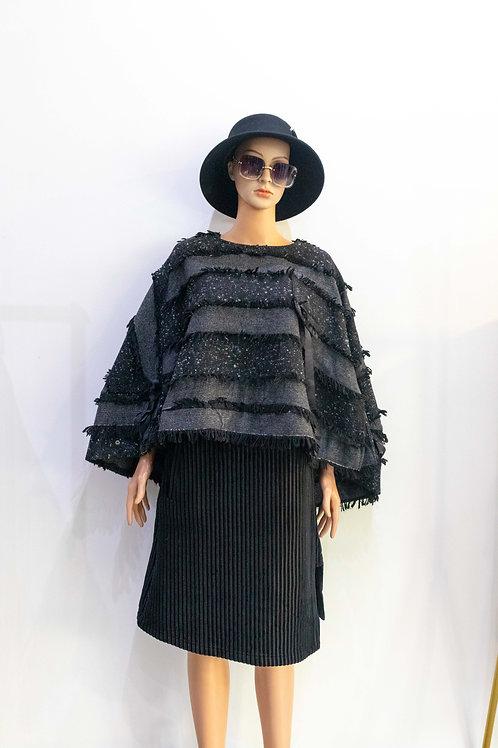 BALIJING Velvet Skirt