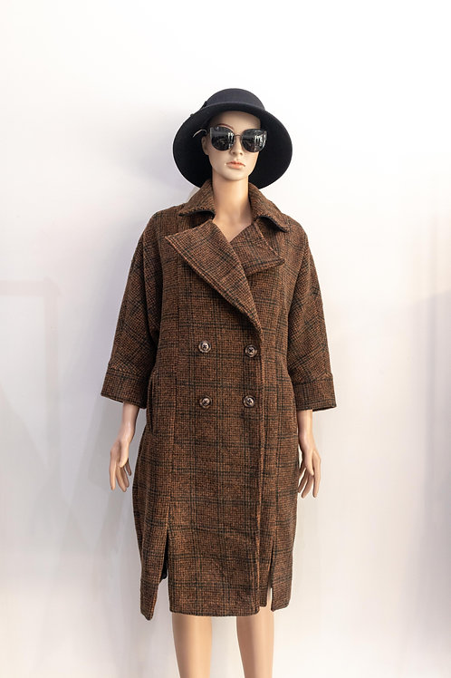 BALIJING Oversized-Coat