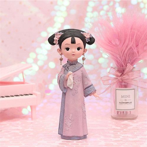 Chinese Princess - Handkerchief