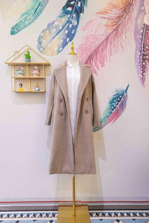 YANIDISI Wool Coat