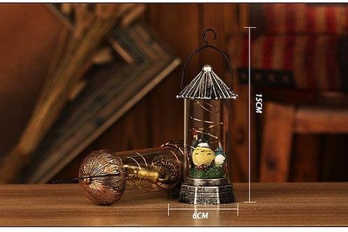 Totoro Glass Lamp