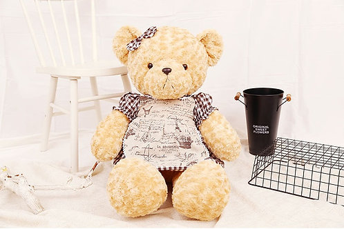 Teddy Bear Plush Toy - Girl
