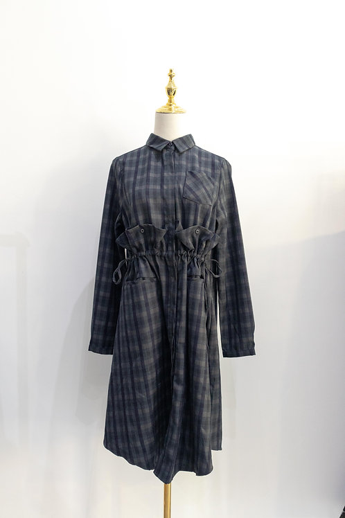 BALIJING Shirt Dress