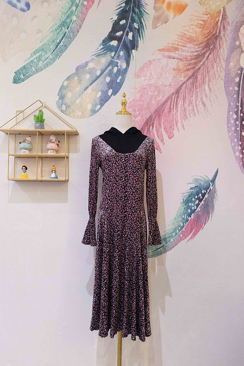 D.TWO Hooded Dress