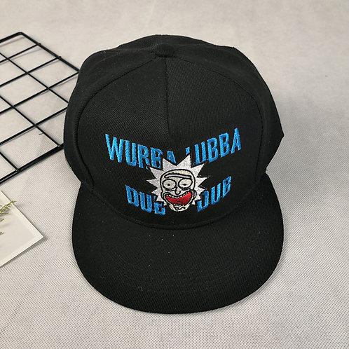 Rick and Morty Baseball Cap - Blue