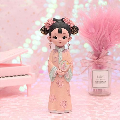 Chinese Princess - Hand Fan
