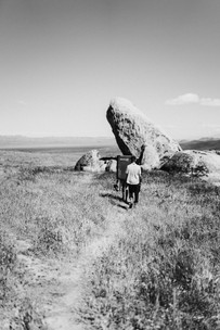 Rock Climbing, The Pad, Carrizo Plains National Monument, Photography, Black and White Photography,