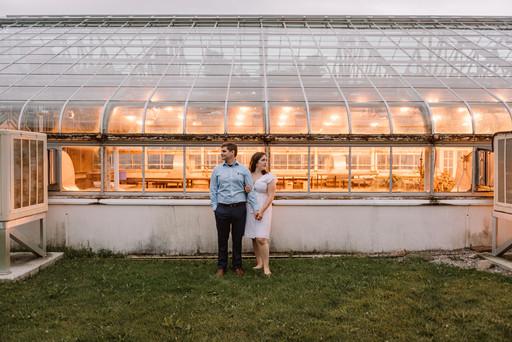Ottawa Engagement Photo