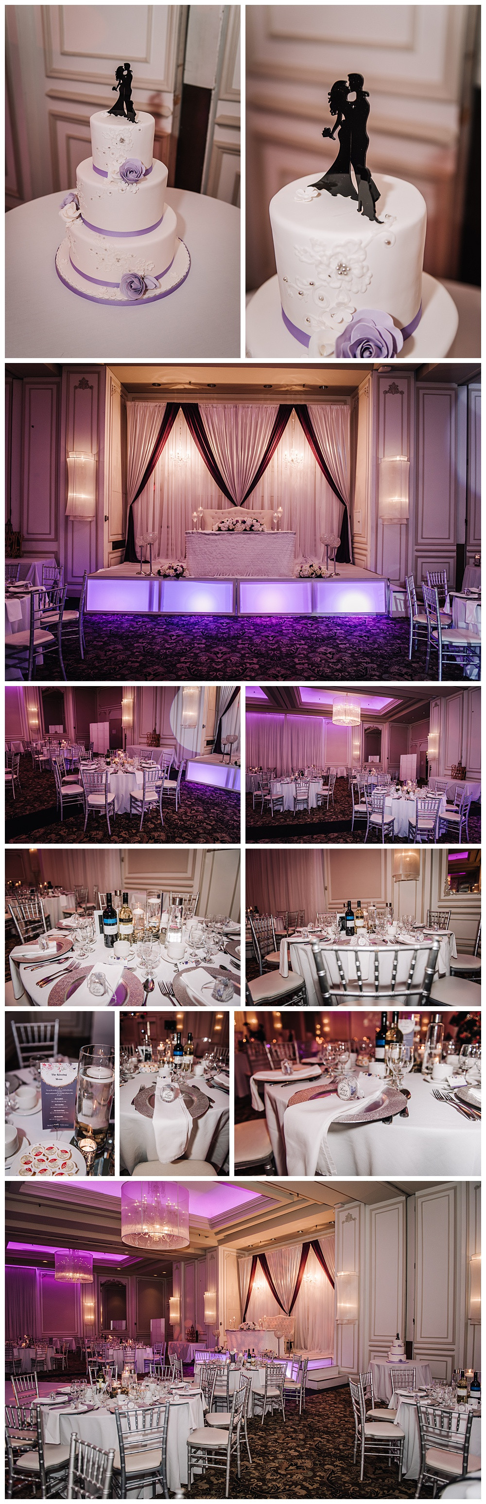 Sala Gatineau, Cake, Table Details, Room Details, Reception Details