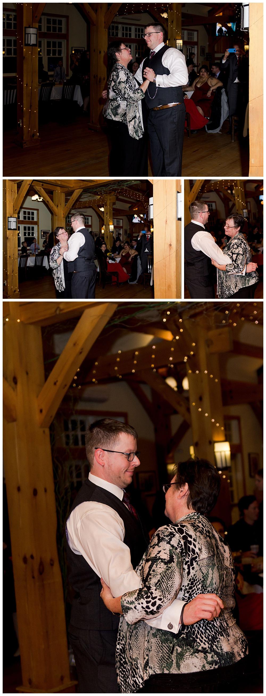 Mother Son Dance, Temples Sugar Bush, Ottawa Wedding Photographer, Ottawa Boudoir Photographer