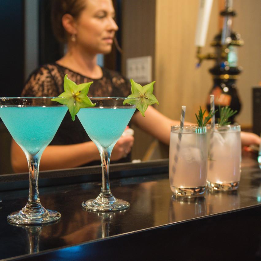 Styled Shoot at Pine Lodge - Ottawa Mobile Bartenders