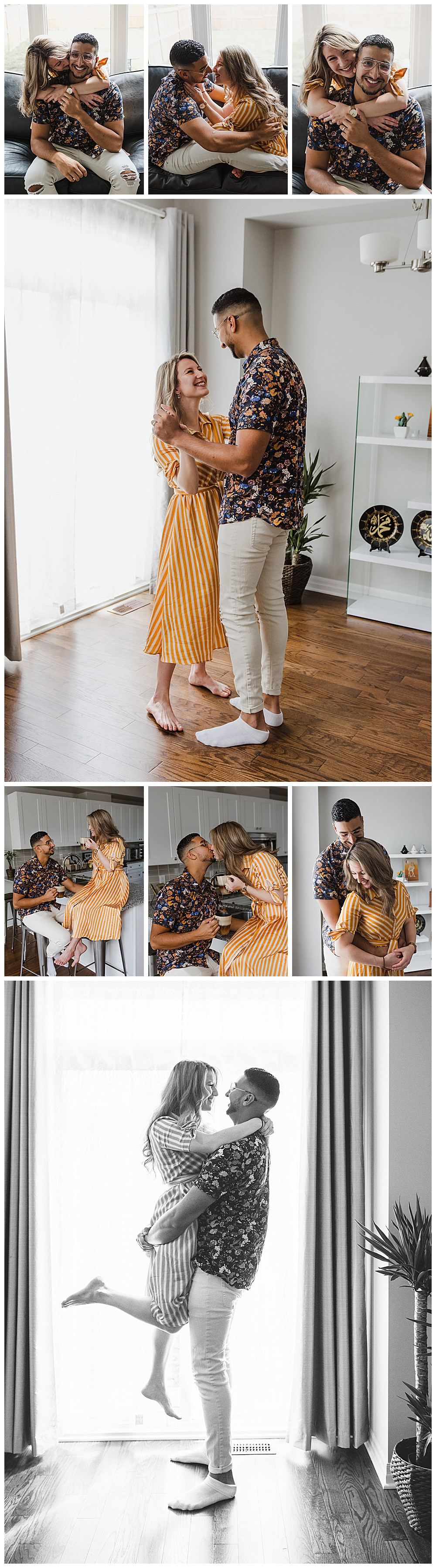 Ottawa Photographer, Ottawa Photography, Ottawa Wedding Photographer, Ottawa Boudoir Photographer, Ottawa In-Home Lifestyle Session, New Home Session, Amyna & Ayoub