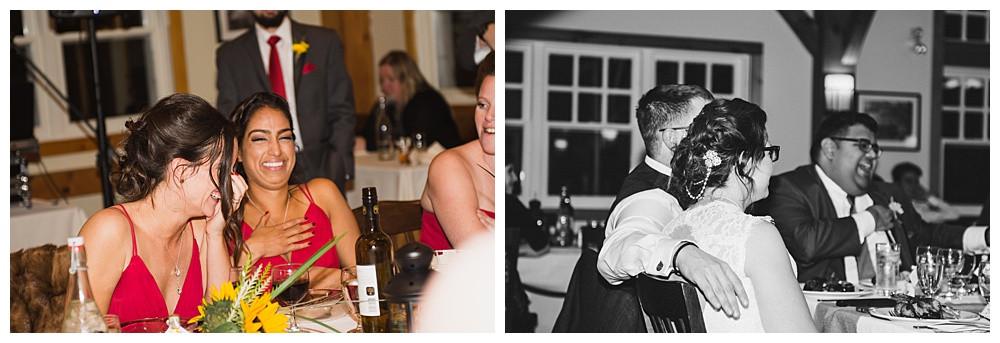Speeches, Temples Sugar Bush, Ottawa Wedding Photographer, Ottawa Boudoir Photographer