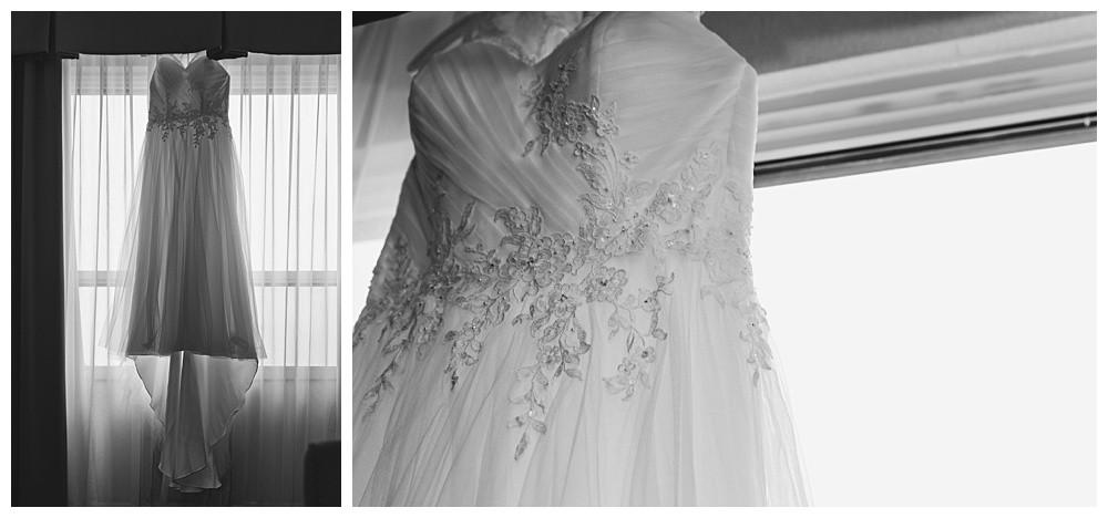 Wedding Dress, Holiday Inn and Suites Kanata, Ottawa Wedding Photographer, Ottawa Boudoir Photographer