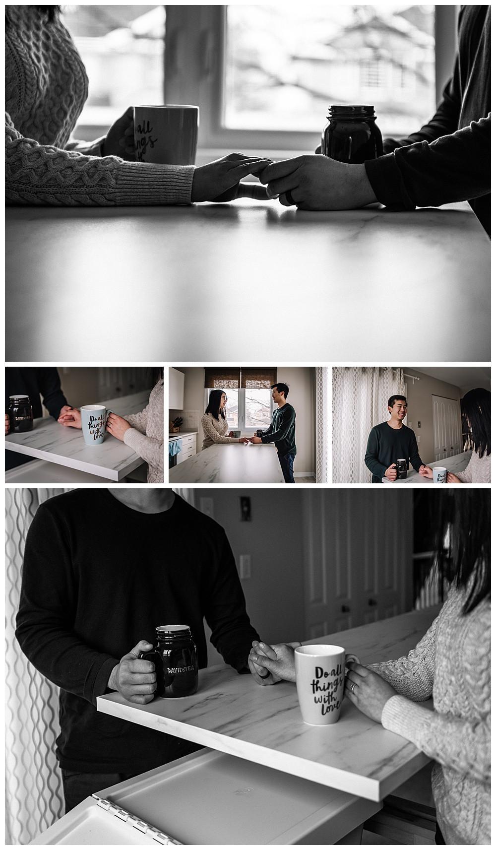 Ottawa Photographer, Ottawa In-Home Couples Session, Ottawa Boudoir Photographer, Ottawa Wedding Photographer
