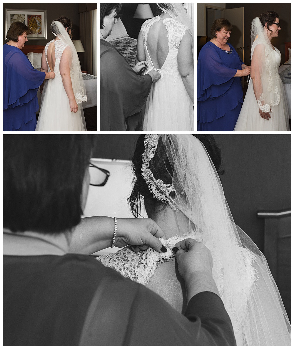 Mother & Daughter, Holiday Inn and Suites Kanata, Ottawa Wedding Photographer, Ottawa Boudoir Photographer