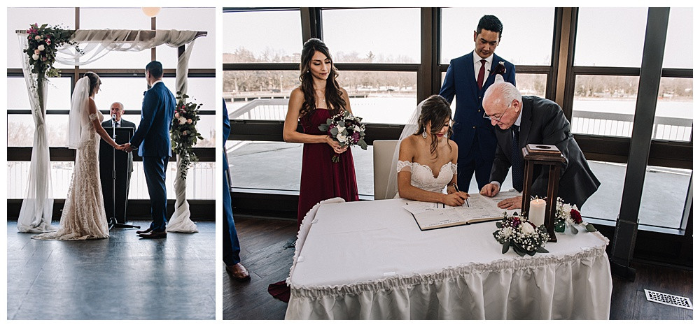 Ottawa Wedding Photographer, Ottawa Wedding Photography, Ceremony, Lago Bar & Grill