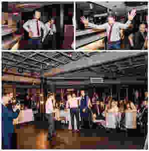 Ottawa Wedding Photographer, Ottawa Wedding Photography, Lago Bar & Grill, Reception, Surprise Guests