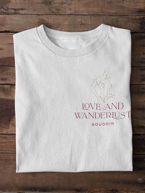 Love and Wanderlust T-Shirt