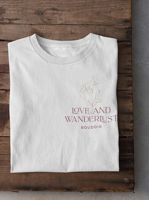 Love + Wanderlust Crewneck