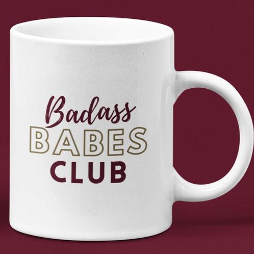 Badass Babe Mug