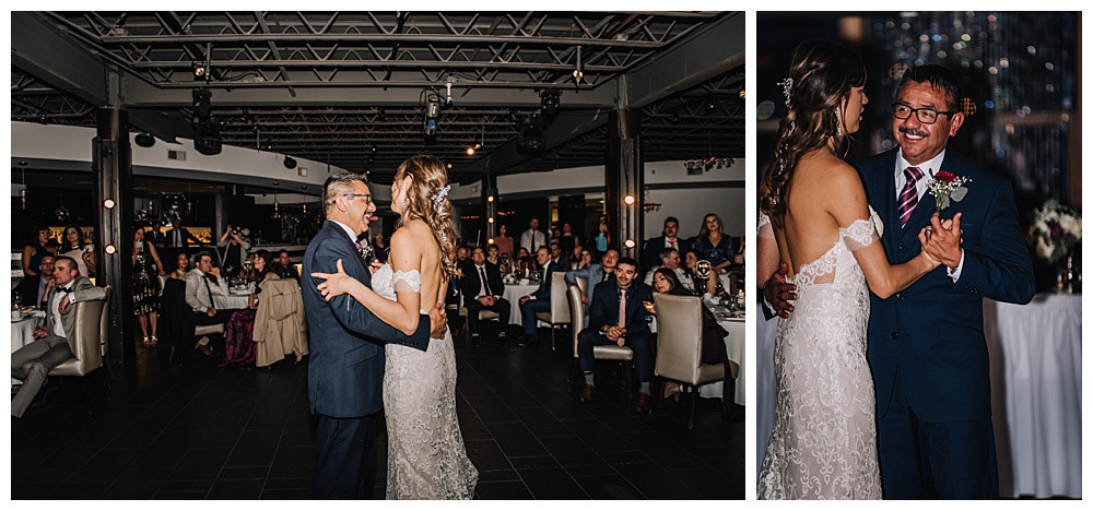 Ottawa Wedding Photographer, Ottawa Wedding Photography, Lago Bar & Grill, Reception, Father Daughter Dance