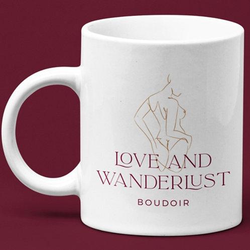 Love and Wanderlust Mug