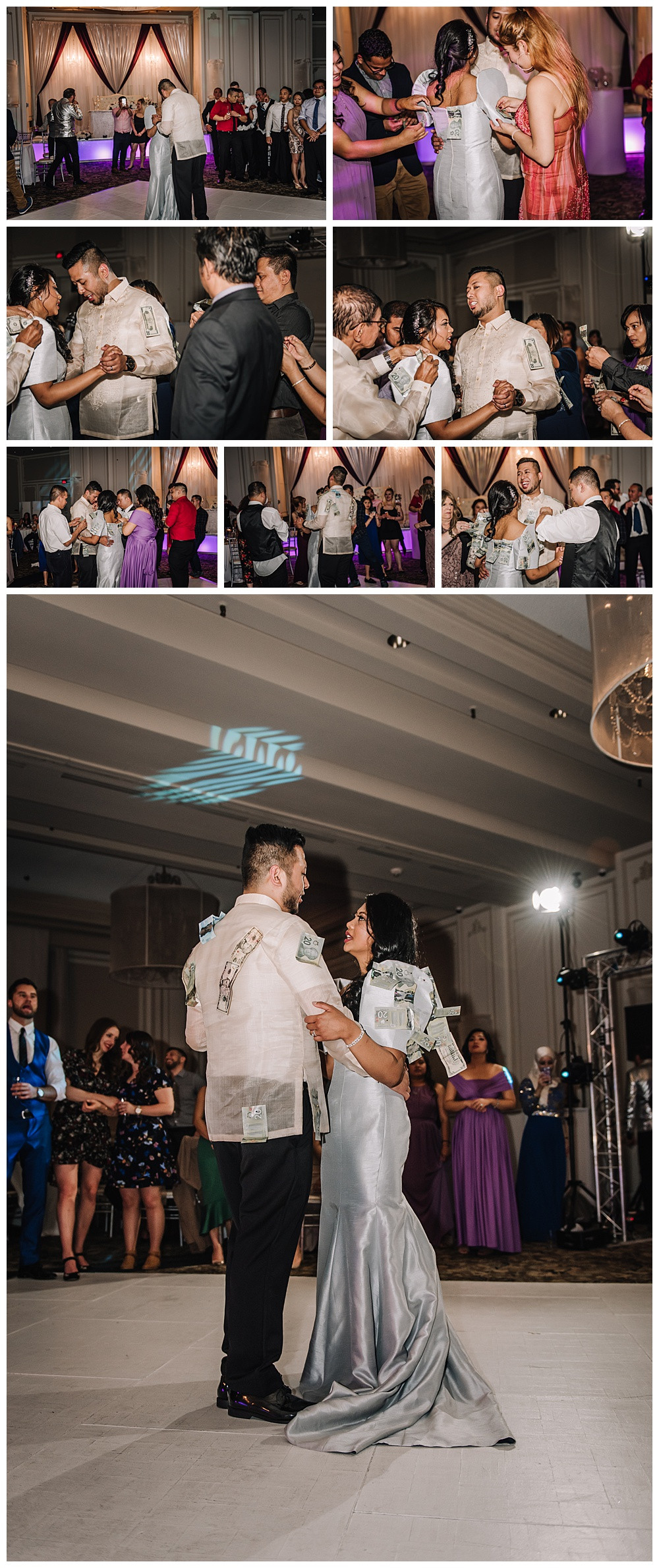 Traditional Money Dance
