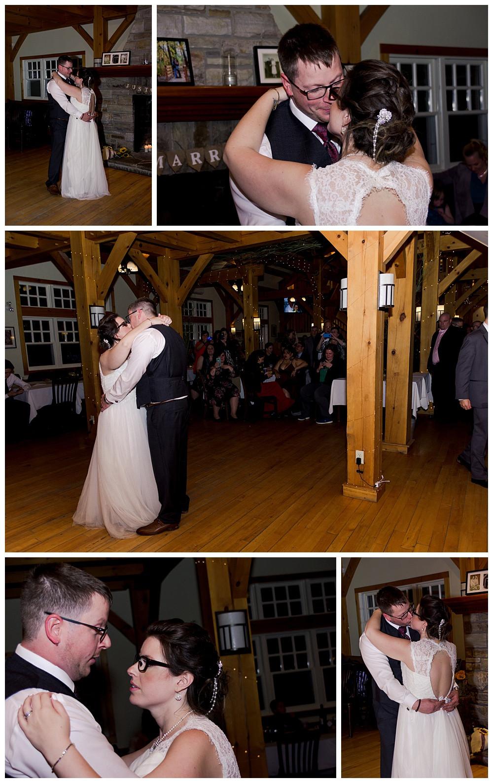 First Dance, Temples Sugar Bush, Ottawa Wedding Photographer, Ottawa Boudoir Photographer