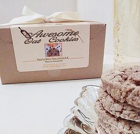 Custom Gourmet Cookies