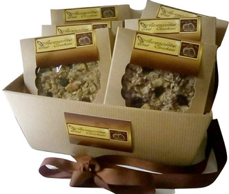 Awesome Oat Cookies GOURMET COOKIE GIFT